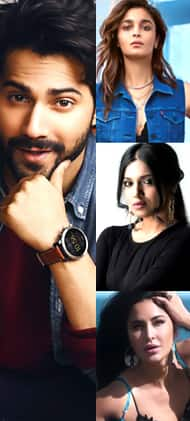 Katrina Kaif, Bhumi Pednekar, Alia Bhatt – who should be paired opposite Varun Dhawan in Rannbhoomi?