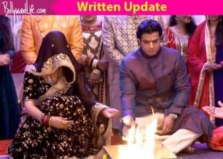 Yeh Hai Mohabbatein 21 February 2018 Written Update of Full Episode: Raman finally gets married to Ishita