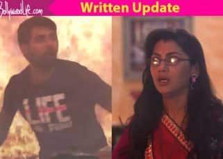 Kumkum Bhagya 19th February 2018 Written Update Of Full Episode: Abhi falls into the death trap laid for Pragya