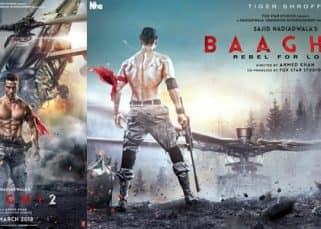 Tiger Shroff's Baaghi 2 new poster finishes what the first poster started!