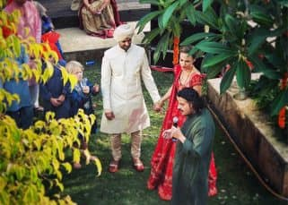 Purab Kohli gets hitched to British fiancee Lucy Paton