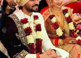 All you need to know about Gaurav Chopra and Hitisha Cheranda's secret wedding