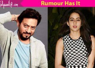 Rumour has it: Sara Ali Khan to play Irrfan Khan's daughter in Hindi Medium sequel