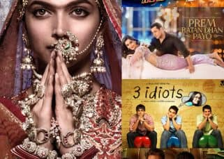 Padmaavat beats Prem Ratan Dhan Payo, Happy New Year, Golmaal Again and 3 Idiots in just 10 days