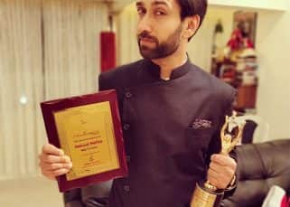 This is who Nakuul Mehta thanked for his Best Actor - Television Bharat Icon Award - find out now