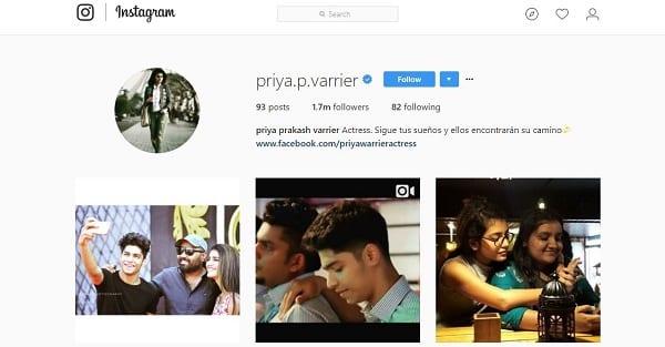 pRIYA-Instagram
