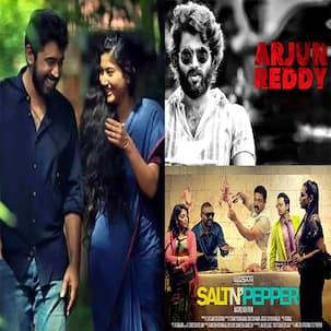 Valentine's Day 2018: When South cinema defied romantic cliches with films like Premam, Arjun Reddy, Salt N Pepper