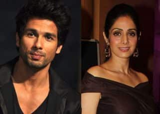 Shahid Kapoor thanks everyone for the birthday wishes but dedicates the day to Sridevi - read tweet