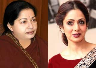 Did you notice the bizarre connection between Sridevi and Jayalalithaa?