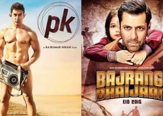 Bajrangi Bhaijaan SHATTERS Aamir Khan's PK to become third highest overseas grosser of all time