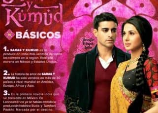 Wow! Gautam Rode and Jennifer Winget's Saraswatichandra to premiere in Mexico and USA