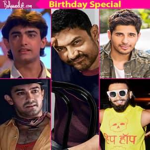 Sidharth as QSQT's Raj, Ranveer as Rangeela's Munna - Gen-Y actors who can fit in Aamir Khan's superhits!