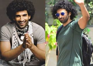 Aditya Roy Kapur is back to sporting his old hairstyle and we are not complaining - view HQ pics