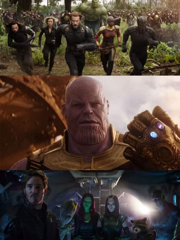 Avengers Infinity War Hindi Trailer Thanos Promises Destruction