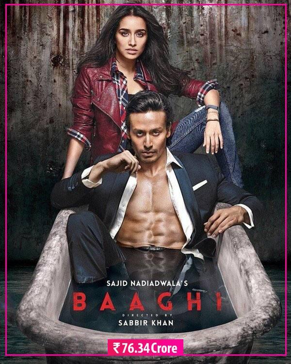 Baaghi Film