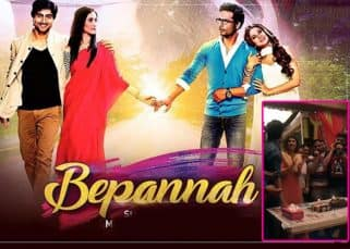 Jennifer Winget, Harshad Chopra, Sehban Azim celebrate the successful opening of Bepannaah - watch video