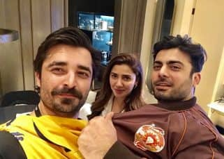 Mahira Khan got Fawad Khan to pose for a selfie and we can't thank her enough - view pic