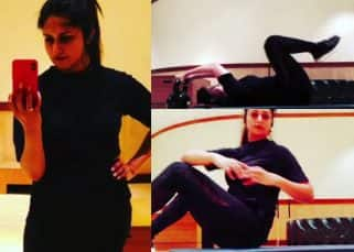 Divyanka Tripathi's workout video will give you major fitness goals