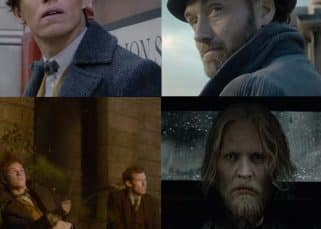 Fantastic Beasts: The Crimes Of Grindelwald trailer: Jude Law as Dumbledore is HOT, but why so little of Johnny Depp? Watch video