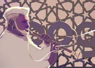 Ustad Bismillah Khan honoured on his 102 birthday by Google Doodle