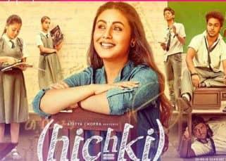 Hichki Box Office Prediction: Rani Mukerji's film to open around Rs 1.75 crore