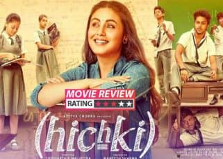 Hichki review: Rani Mukerji delivers a sparkling performance in this meaningful film