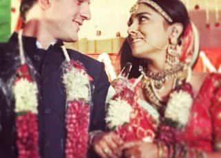 FIRST PICS of Shriya Saran - Andrei Koscheev's wedding are out!