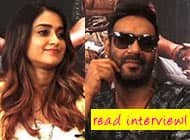 We challenged Ileana with a trivia quiz on Ajay and here's what happened – watch exclusive video