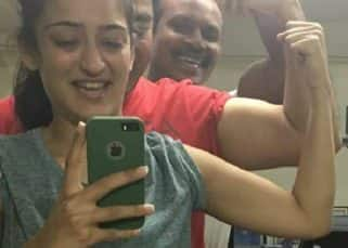 [PIC] Kamal Haasan and Akshara are the new gym buddies in town and they make workouts look like a lot of fun
