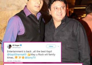 Kapil Sharma gets emotional about Ali Asgar's tweet says, 'I only know how I am shooting without you guys'