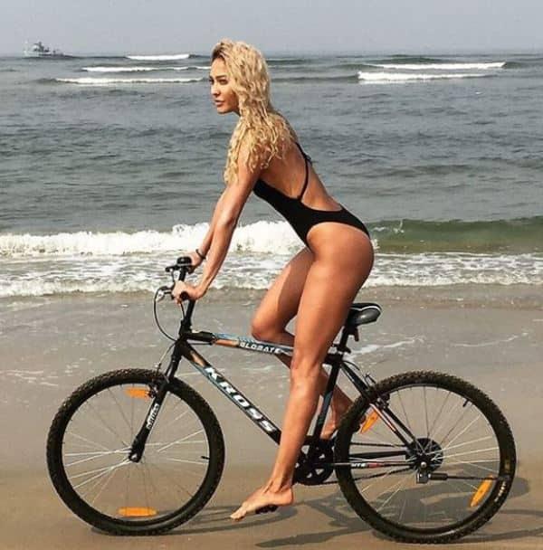 Remarkable, Bike bikini hot hot pic opinion you