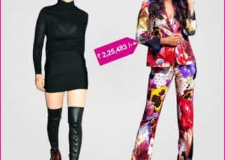 Manushi Chhillar's pantsuit and Kangana Ranaut's boots are so ridiculously expensive, you wouldn't even think of buying them