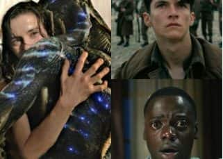 Oscars 2018 nominations: The Shape Of Water, Dunkirk and Get Out to battle it out for the trophy