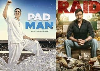 Ajay Devgn's Raid beats Akshay Kumar's Pad Man to become the second highest opening weekend grosser of 2018