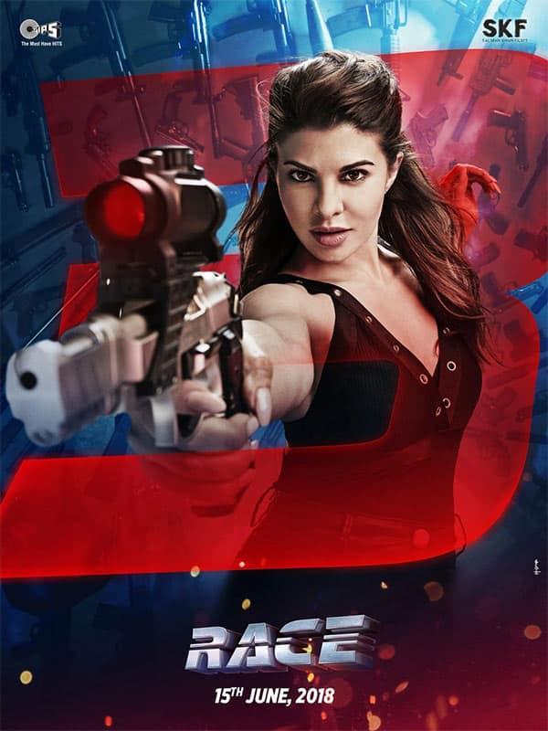 Race 3 New Poster Out After Salman Khan Jacqueline Fernandez