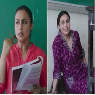 रिलीज हुआ फिल्म 'हिचकी' का नया गाना 'मैडम जी गो ईजी', बच्चों ने लगाई रानी मुखर्जी की क्लास, देखें वीडियो
