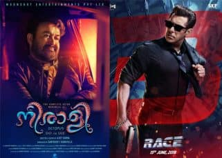 Mohanlal's Neerali to clash with Salman Khan's Race 3 this June
