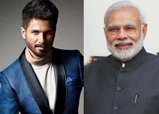 Shahid Kapoor has a special message for PM Modi - read details