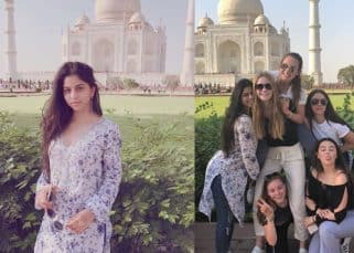 Wah Taj! Suhana Khan and company have a gala time in Agra - view pics