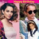 On Kangana Ranaut's 31st birthday, let's revisit her childhood in 10 pictures!