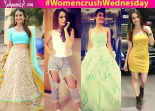 #WomencrushWednesday: These fashion outings of Surbhi Jyoti from Naagin 3 will make you go crazy!