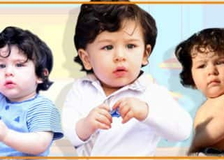 A week with Taimur Ali Khan! Here's what our prince charming was up to from Monday to Friday