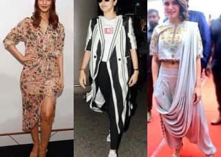 Samantha Ruth Prabhu, Anushka Sharma and Vaani Kapoor's casual yet stunning outings deserve a place in the best dressed category