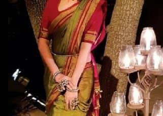 Ankita Lokhande's stunning look as Jhalkaribai in Kangana's Manikarnika justifies her long wait for a film debut