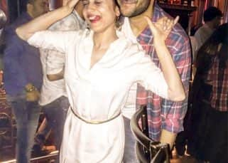 Vikas Gupta and Ankita Lokhande make their reunion a day to remember - view pic