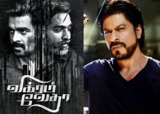 Vikram Vedha Hindi remake cast details out: Is Madhavan reprising the role opposite Shah Rukh Khan?