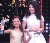 The Voice India Kids 2 winner Manashi Sahariah takes home the trophy
