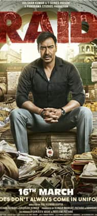 Movie this week: Raid