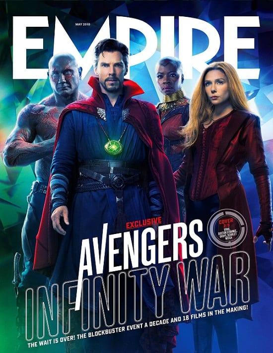 Avengers Infinity War actress Elizabeth Olsen is upset with
