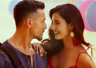Baaghi 2 song Lo safar: Tiger Shroff seems to see Disha Patani everywhere he looks
